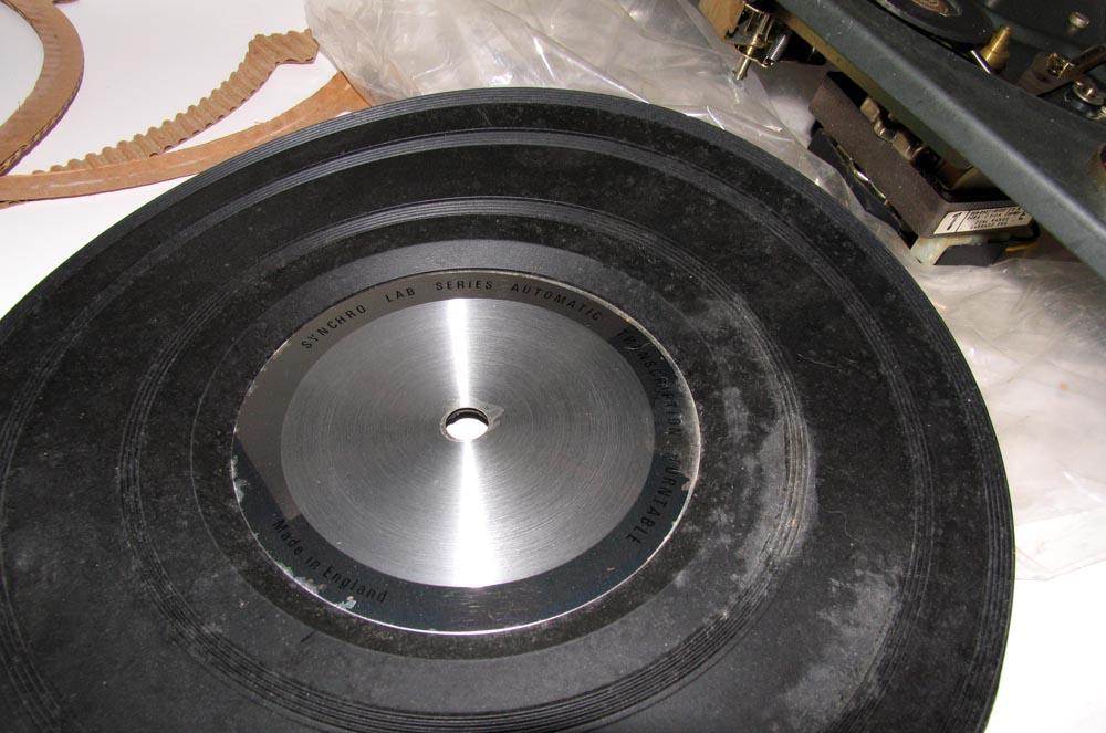 Garrard Sl95 Time Capsule Vinyl Engine